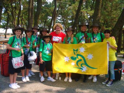 The Australian Delegation