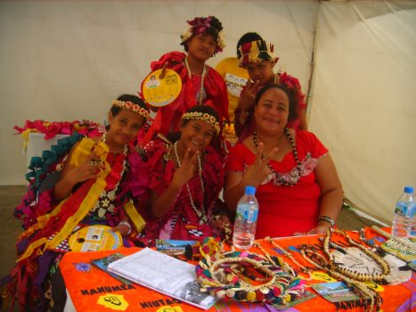 The Samoan Booth